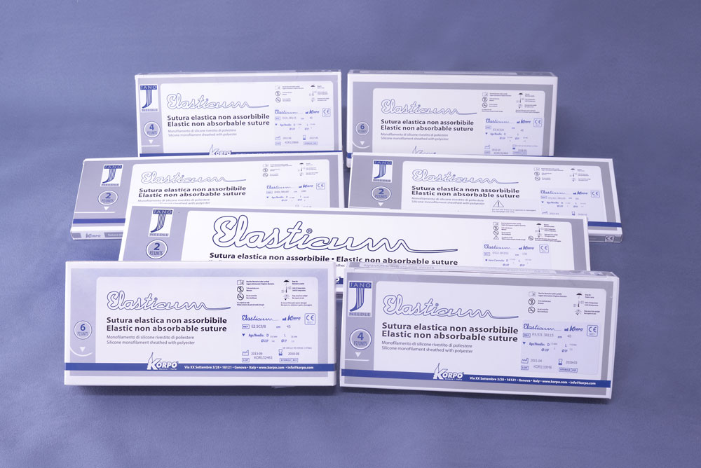 Prodotti Elasticum Elastic Plastic Surgery Korpo Genova